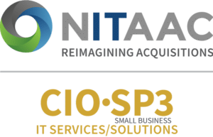 NITAAC CIO-SP3 Small Business Logo